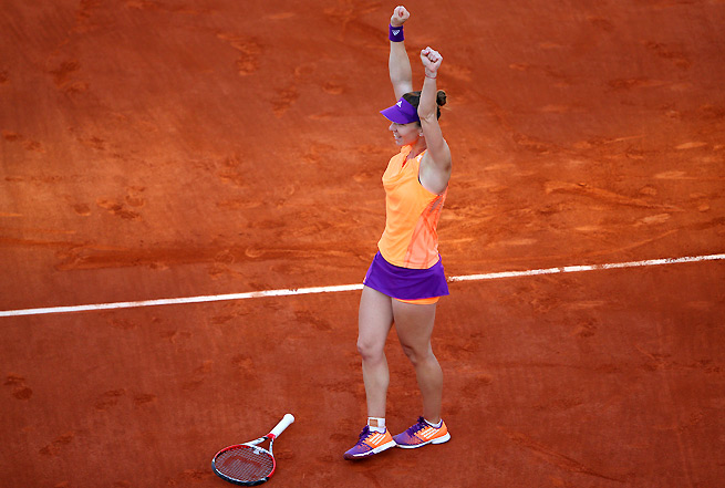 Simona Halep will take on Maria Sharapova in her first-ever Grand Slam final at Roland Garros.
