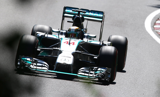 Lewis Hamilton will try for his third Canadian Grand Prix title in five years.