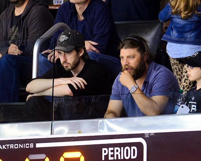 Celebrities at the Stanley Cup Final: Game 1