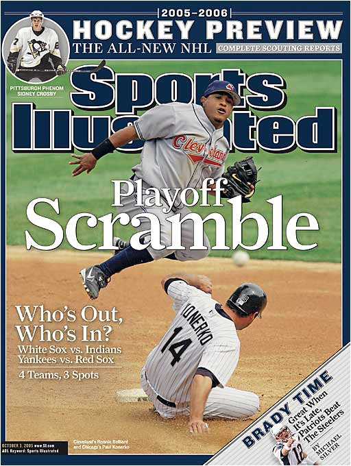 """When SI wrote the cover billing, """"4 Teams, 3 Spots,"""" little did the editors know that the team pictured would be the one left out. But the Indians lost six of their last seven -- five of them by one run -- and hit 7 for 56 with runners in scoring position."""