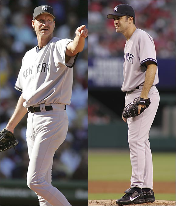 These two won't be lacking run support with the lineup the Yankees have.