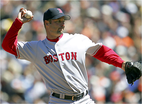 Tim Wakefield's knuckleball was dancing in Boston's 4-1 victory at Baltimore on Sunday.