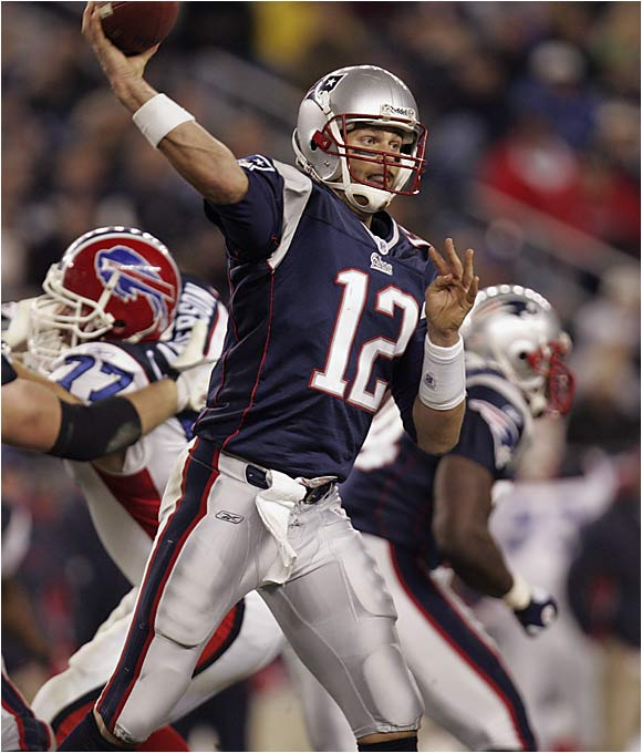We know -- this one's a no-brainer. Still, give Bill Belichick credit. He believed in Brady when few others did.
