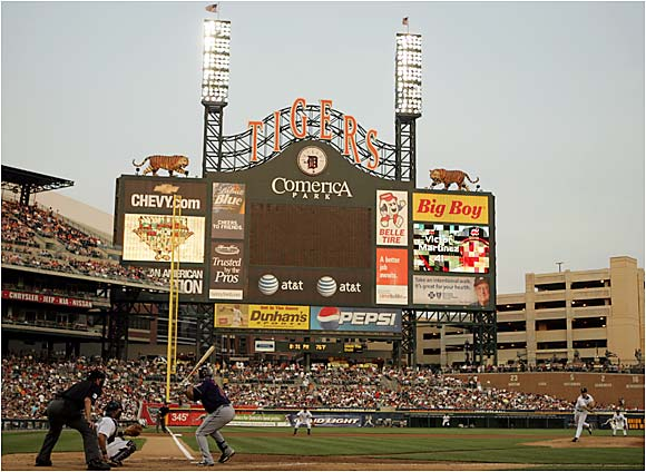 On Saturday, the Tigers won their eighth straight game, defeating the Indians 3-1 at Comerica Park. With a record of 35-14, the Tigers are only eight wins away from their 2003 season total.