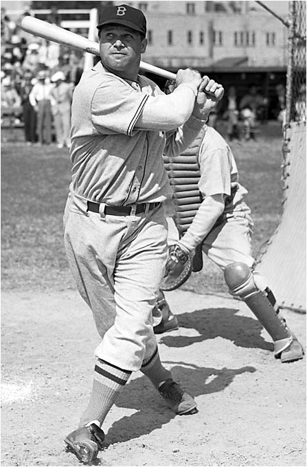 """""""Double X"""" won the 1938 AL MVP as a member of the Red Sox, hitting 50 homers and driving in 175 runs. The Hall of Famer hit 222 of his 534 home runs and drove in 788 of his 1,922 RBIs while with Boston."""