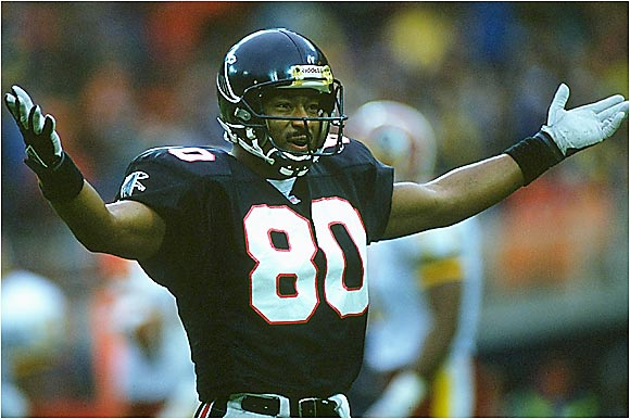 A five-time Pro Bowl receiver who started in Atlanta and won a Super Bowl with the Green Bay Packers in 1996, Rison also won a Grey Cup with the Toronto Argonauts in 2004
