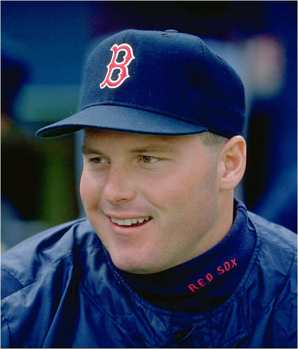 Roger Clemens won his third Cy Young Award in 1991 at age 29.