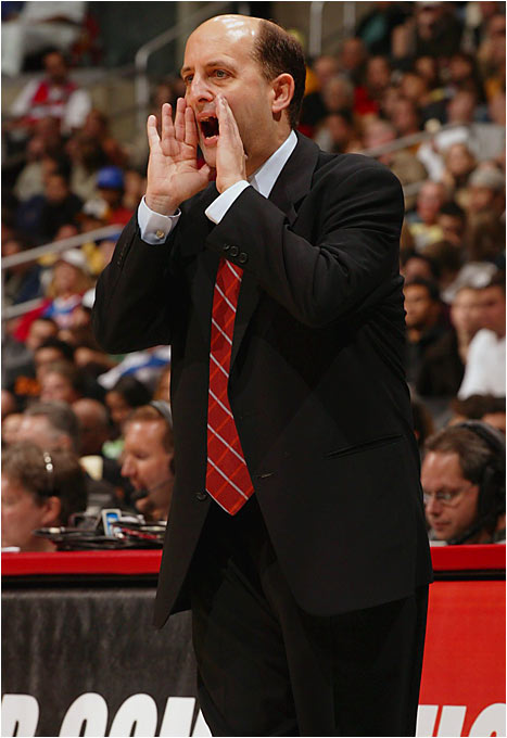 The Rockets hoped Van Gundy could replicate some of the magic he had while coaching the New York Knicks, but after three seasons he's only 130-116. He has yet to advance past the first round of the playoffs despite having one of the league's best one-two combinations in Yao Ming and Tracy McGrady. With new GM Daryl Morley beginning his one-year apprenticeship before taking over full time in 2007-08, next season may be Van Gundy's last to turn it around.