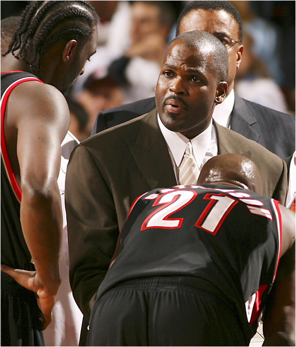 He was brought to Portland to bring peace to one of the most contentious teams of the past decade, but failed on just about every account. The team won only 21 games and lost 19 of its last 20, and both Darius Miles and Zach Randolph want out. McMillan's saving grace may be the five-year, $30 million deal he signed before last season. With ownership in flux, it's tough to see the team making a drastic move, but McMillan's first season was nothing short of a huge disappointment.