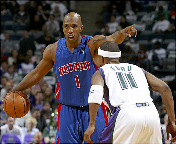 Under the radar, and usually away from the national TV spotlight, Billups was the best player on the floor for the Pistons in their opening-round win. Chauncey averaged 22.2 points and 6.6 assists, shooting nearly 40 percent from behind the arc and turning the ball over only eight times over the course of the five-game series.