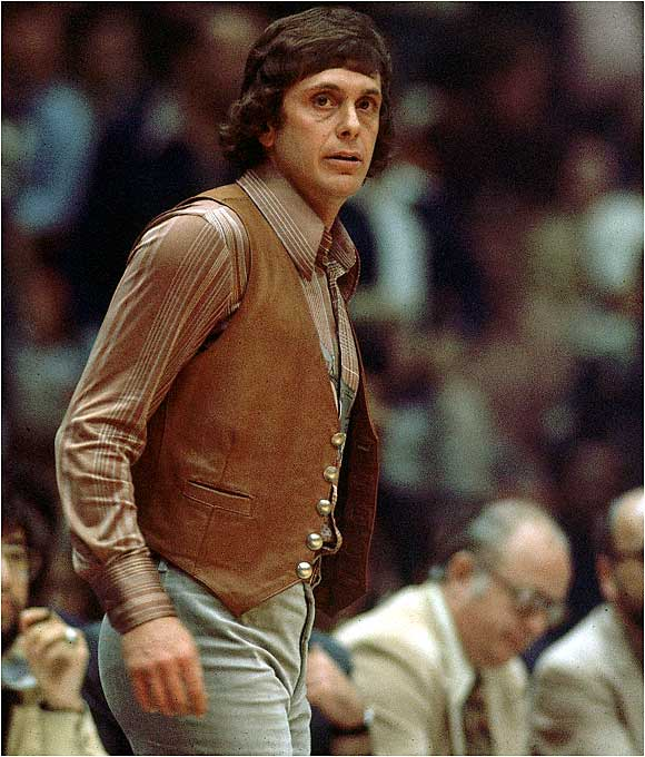 Before he had hip-replacement surgery, Brown was somewhat of a hip dresser in Denver, where he guided the Nuggets from 1974 to `79.