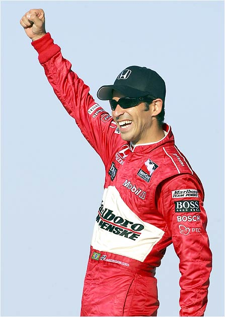 A two-time Indy winner, Hornish's teammate is the IRL's hottest driver. He has two victories in 2006.