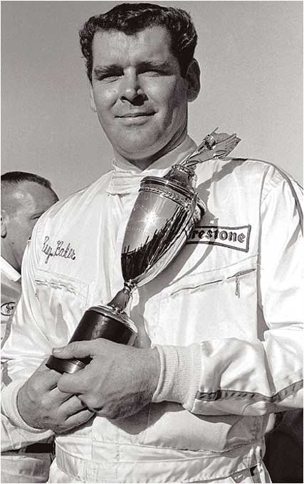 Buck Baker twice won Cup titles, while his son Buddy won the 1980 Daytona 500. (Pictured: Buddy Baker.)