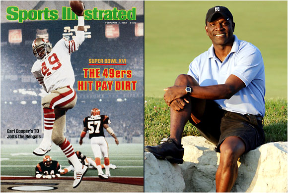 "Breeden was caught belly-down on his lone SI cover. When the Cincinnati Bengals cornerback dropped too deep in a zone defense during the '82 Super Bowl, 49ers receiver Earl Cooper ran a curl and caught a TD pass in the flat. ""It was a good photo,"" concedes Breeden, 52, a phone-systems salesman in Ohio, ""but if I knew it would be my only time on the front of SI, I'd have taken my helmet off and struck a pose."""