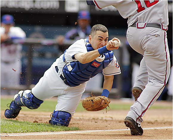 Lo Duca came out of nowhere to become the Dodgers' everyday catcher for three seasons. He became a fan favorite and two-time All-Star before being traded to Florida in a midseason deal last year and then coming to the Mets after another Florida fire sale.