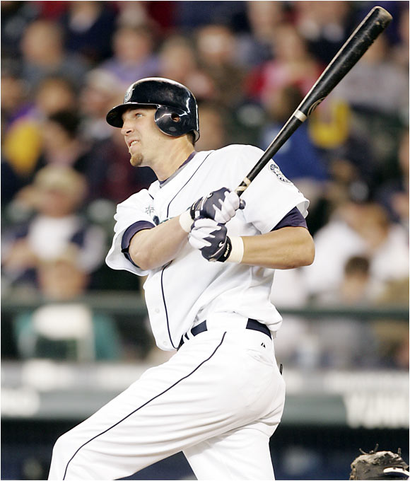 Blocked by Jim Thome's presence in Cleveland, Sexson was traded to the Brewers in 2000 as part of a seven-player deal. Sexson belted 74 home runs in two full seasons with the Brewers before being traded to Arizona and signing with the Mariners after the 2004 season.