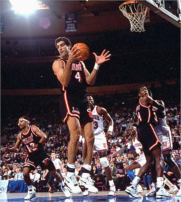 The Heat started their inaugural season of 1988-89 with an NBA-record 17 straight losses on their way to a league-worst 15-67 record. Coached by ex-Detroit assistant Ron Rothstein, the team featured rookies Rony Seikaly, Kevin Edwards, Grant Long and Sylvester Gray and vets Rory Sparrow, Jon Sundvold, Pat Cummings, Dwayne Washington and Billy Thompson.