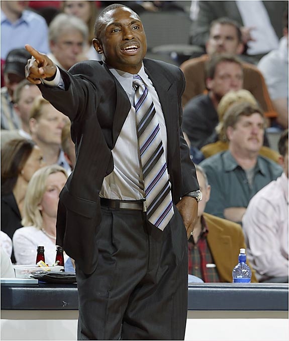 Prior to the 2004-05 season, two important changes occurred. First, Dallas opted not to re-sign Steve Nash, electing to give more playing time to youngsters Josh Howard, Devin Harris and Jason Terry. Second, Don Nelson began to groom Avery Johnson as the Mavs' next coach, allowing Johnson to occasionally run practices and coach games. The move paid off when Nelson resigned in March and handed the reins to Johnson. The team finished the season 58-24 but lost in the second round of the playoffs to the Nash-led Suns.