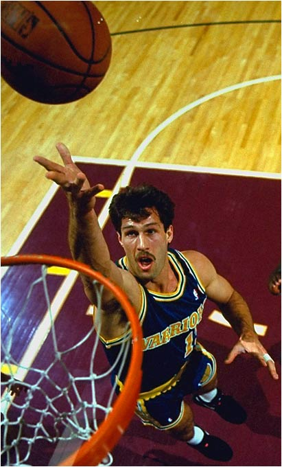 He played only 363 games in eight seasons, but his athletic, hard-nosed style helped to quash the stereotype of the passive European role player. Easily the greatest 127th pick in NBA history, Sarunas averaged 12.8 points in 22 minutes a game with the Warriors, SuperSonics, Kings and Nuggets.