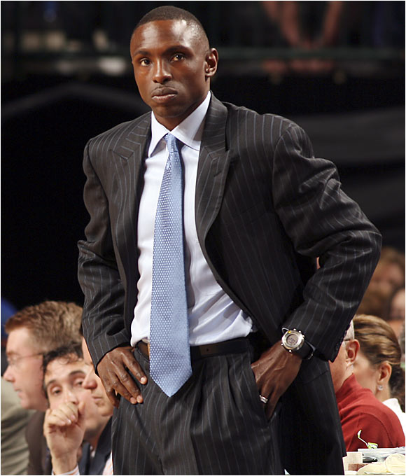Dallas coach Avery Johnson is trying to do something that no other coach in the modern history of the NBA has ever done: Win the NBA title in his first full season on the job. His 60 wins in the regular season have already earned him Coach of the Year honors, but how do his wins compare with the records of some other notable NBA coaches in their first full season on the job. Take a spin through this gallery and see how much you know.