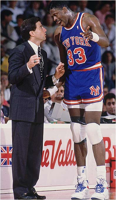 In the first of his two forays into the NBA, Pitino led the 1987-88 Knicks to the playoffs for the first time in four seasons as they improved by 14 games and finished with a 38-14 record. He was even better the next season, winning 52 games before leaving to replace Eddie Sutton at Kentucky.