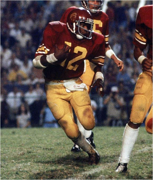 A Heisman, twin Rose Bowl MVP awards and a title for John Robinson's 1978 Trojans. So what if he didn't have much of an impact at the next level.