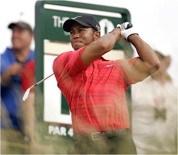 With his 11th major title, Tiger Woods tied Walter Hagen for second on the all-time major championships list as a professional.
