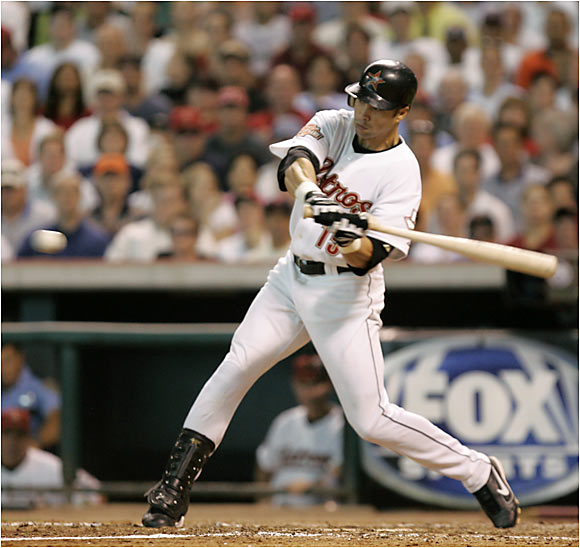 He set the baseball world on its ear with an electrifying hot streak, tying the record for home runs in a postseason (eight) and nearly taking the Astros to their first World Series. Houston sent closer Octavio Dotel to Oakland and catcher John Buck to K.C. in the blockbuster. Beltran signed with the Mets in the winter.