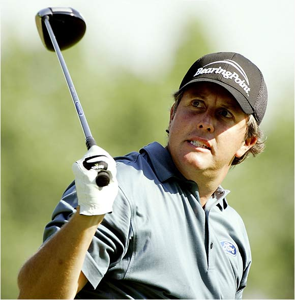 Most eyes will be on Lefty to see how he responds to his 72nd-hole collapse at the U.S. Open. Has already made one trip to Hoylake, although knowledge won't go as far as it did at Winged Foot. His record at the British Open is poor except for 2004, when he contended in all the majors. Despite his great majors record, he hasn't played as well as he did in 2004. Had two great weeks (BellSouth and Masters), and the rest has been average by his standards.