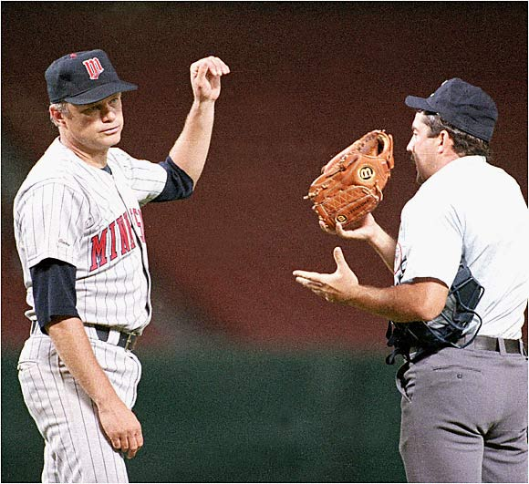As a knuckleballer, Joe Niekro was known for his ability to heave pitch after pitch. The most famous thing he threw, however, wasn't a baseball. When an umpire asked Niekro to empty his pockets on the mound, an emery board floated to the ground. He instantly earned himself the label of cheater and a 10-game suspension.