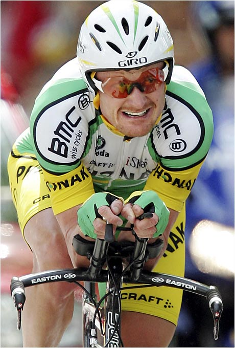 After turning in what many in the cycling community deemed the most impressive Tour de France in memory, it turns out that Floyd Landis may have impressed for different reasons. While his predecessor, Lance Armstrong, emerged unscathed from allegations of performance-enhancing drugs, Landis is being investigated after illegal levels of testosterone were discovered.