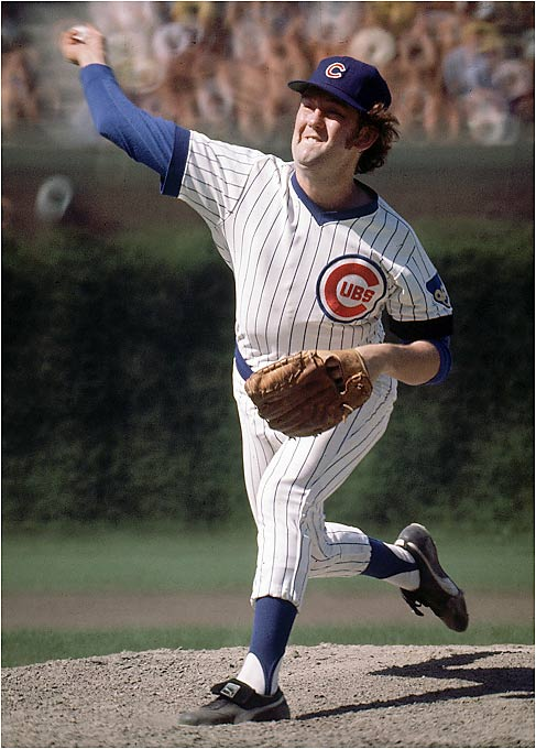 This year's lone Hall of Fame inductee as elected by the writers owed most if not all of his success to learning this pitch in the Cubs' minor league system after having blown out his elbow. Sutter threw the splitter almost exclusively, compiling 300 saves and establishing the pitch as one of the most feared weapons in the game.