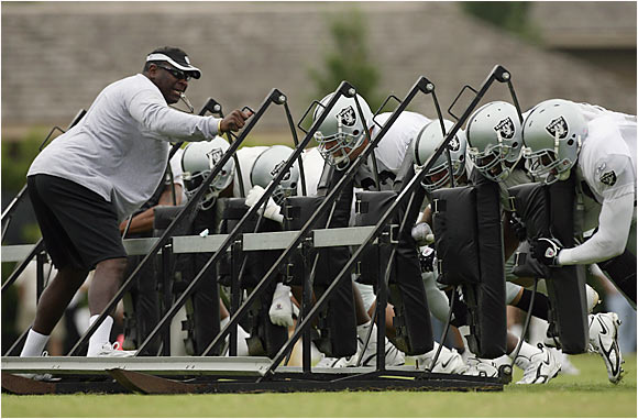 The Raiders won their preseason opener against the Philadelphia Eagles, but can they find success during the regular season under new coach Art Shell?