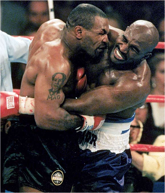 "In our recent Embarrassing Moments in Sports package, SI.com asked readers to share the embarrassing and disgraceful moments that they thought we left out. Here are some of your responses.<br><br> ""Mike Tyson biting a chunk off Evander Holyfield's ear is No. 1 for me. I believe that this was the epitome of bad sportsmanship."" -- Adrian, Jacksonville, N.C."