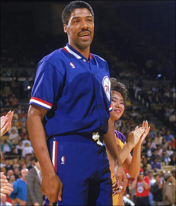 The Dr. J retirement tour lasted throughout the season, where he was honored in every arena the Sixers played. But the most special honor came the following year, when he became one of the few players in modern basketball to have his number retired by two franchises, the Nets and the Sixers.