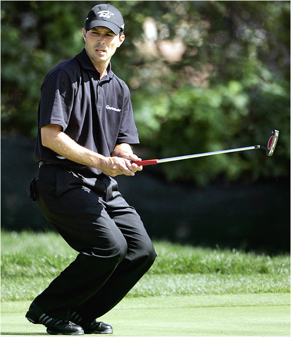 Mike Weir, who fired a final-round 73, posted a career-best finish at the PGA Championship with a tie for third. It was his second top-10 result in a major of the 2006 season.