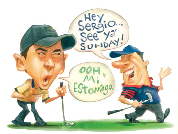 Remind Sergio which day this thing ends on.
