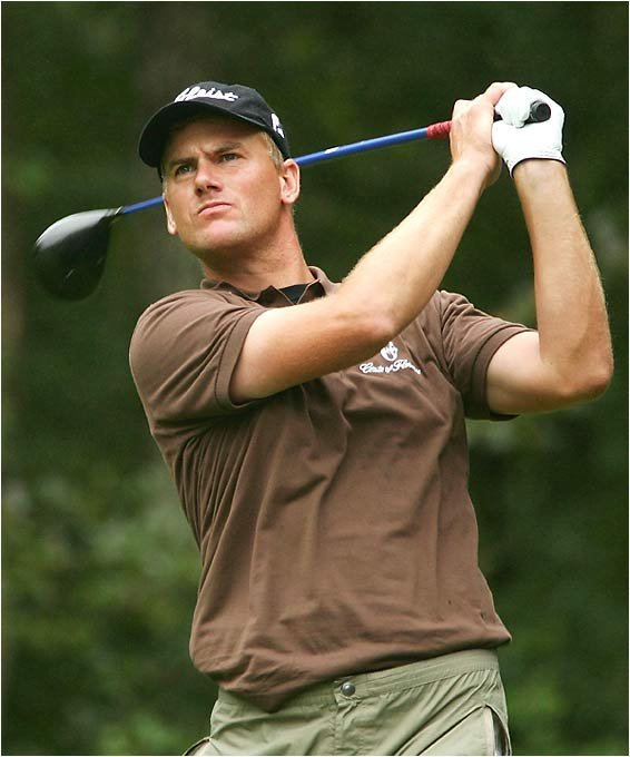 Two titles in 2006 have made Karlsson Sweden's most prolific champion, surpassing the record of Anders Forsbrand. He took his victory tally to seven at the Players Championship of Europe.