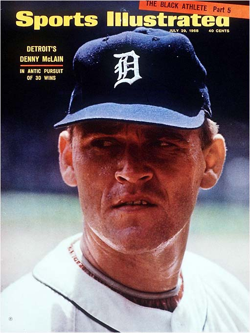 A former 31-game winner with the Detroit Tigers, a two-time Cy Young winner and a three-time All-Star, McClain did time after being convicted on charges of money laundering, embezzlement, mail fraud and conspiracy relating to the pension fund of a Michigan meat-packing company.