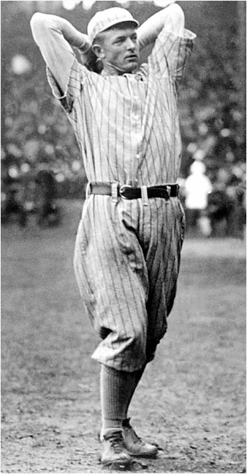 "On July 21, the Christy Mathewson-led Giants held a 10 1/2-game edge on the Boston ""Miracle"" Braves, who ended up winning the pennant by 10 1/2 games thanks to a 34-10 run to finish the season."