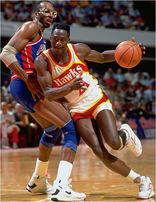 Wilkins ranks ninth on the NBA's all-time scoring list with 26,668 points.
