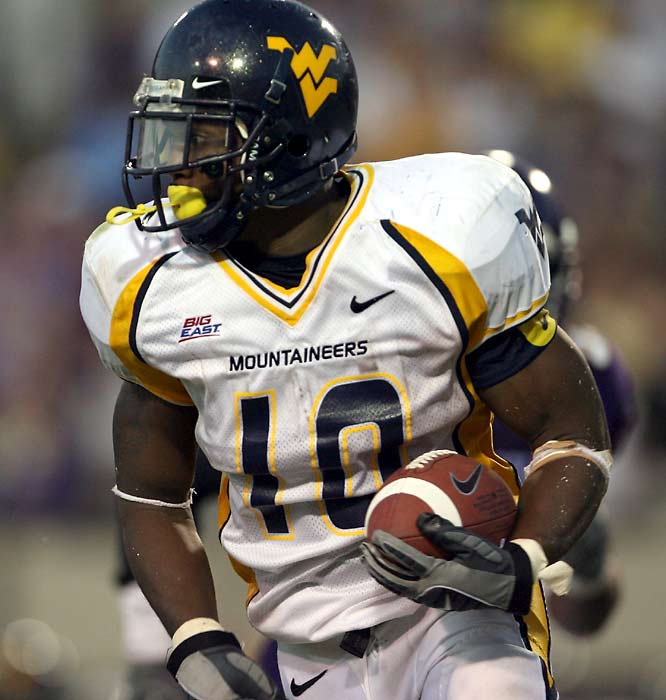 Steve Slaton is in the Heisman Trophy conversation, and West Virginia is in the BCS title game conversation. The Mounties have won every game by at least 17 points and have just two challenges left: Louisville and Rutgers. <br>Next test: Louisville, Nov. 2