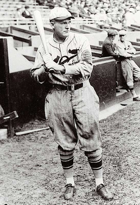 The Rogers Hornsby-led Cardinals beat the Yankees 3-2 thanks to a boneheaded baserunning play by Babe Ruth, who was caught stealing for the last out of the game.