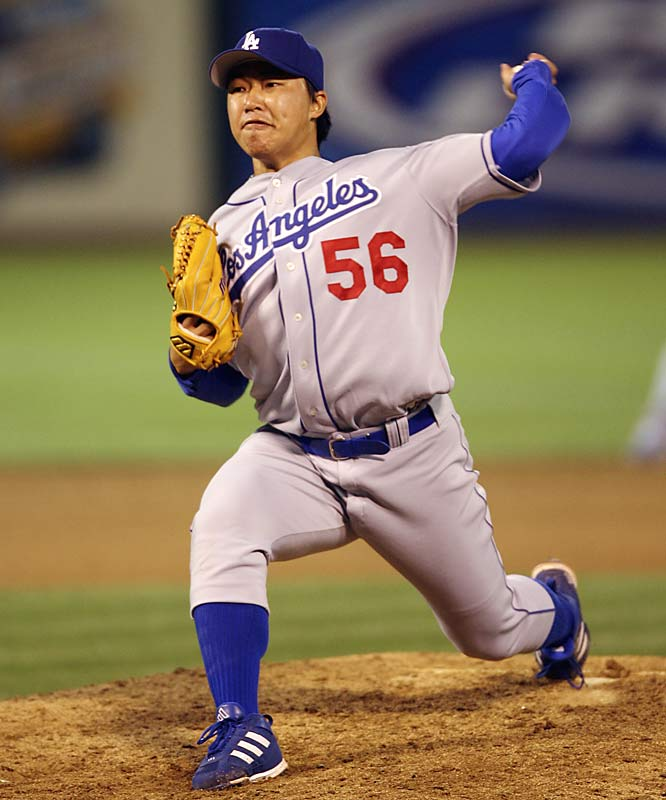 This unheralded rookie started five games in September, striking out 42 batters in 32 1/3 innings. He could be the Dodgers' secret weapon against the Mets, who were only 25-22 (.531) against left-handed starters this season compared with 72-43 (.626) against right-handers.