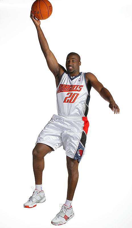 No other rookie last season was as unheralded as Felton, the fourth-highest scorer (11.9 points) and the second-highest assist man (5.6) among yearlings. Yet he remained in the shadow of his former ACC rival Chris Paul and spent a lot of time on the wing in deference to veteran point guard Brevin Knight. But if coach Bernie Bickerstaff wants to get the most out of his young team, he will turn over the team's reins to Felton, who is as fast as anyone in the league with the ball in his hands.