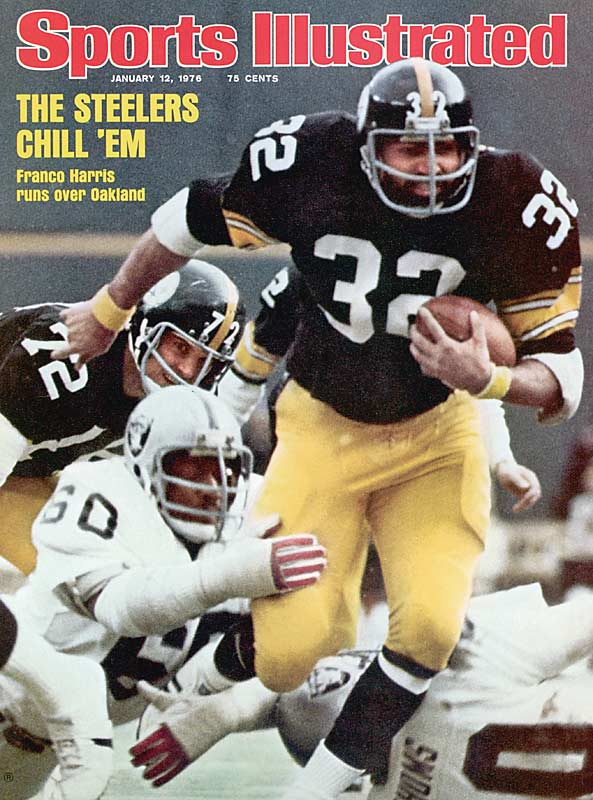 Jan. 12, 1976 SI Cover.