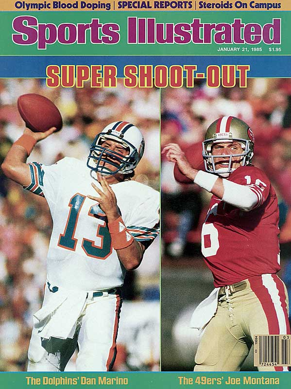 Jan. 21, 1985 SI Cover.