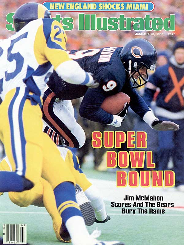 Jan. 20, 1986 SI Cover.