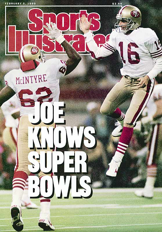 Feb. 5, 1990 SI Cover.