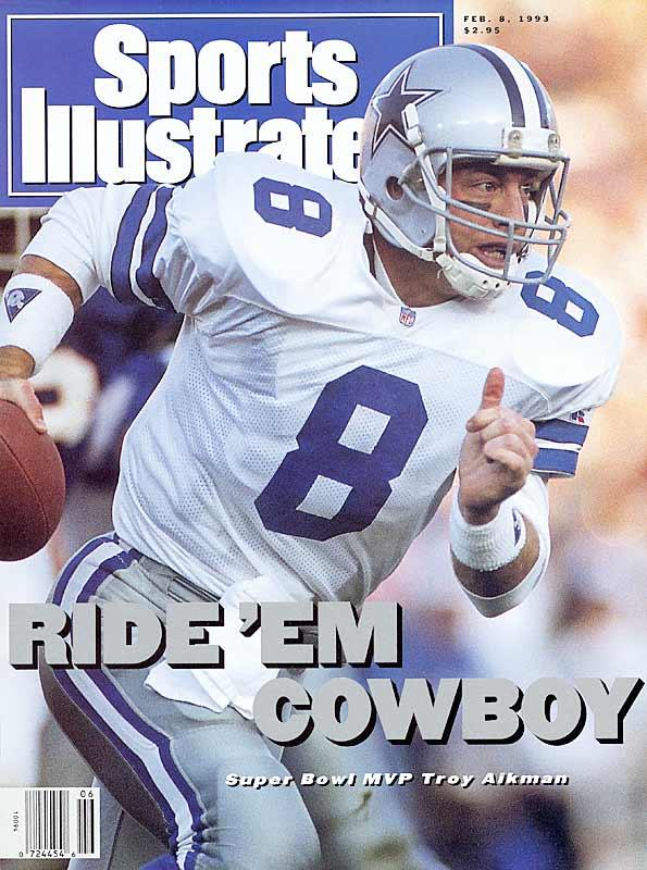 Feb. 8, 1993 SI Cover.